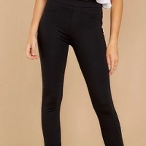 "SPANX ""Perfect 4 Pocket Black Pants"""